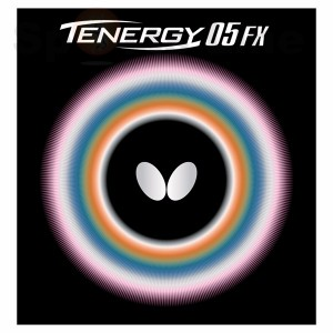 Butterfly tenergy 05 FX TT rubber