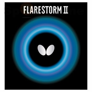 Butterfly flarestorm II 2.1 TT rubber