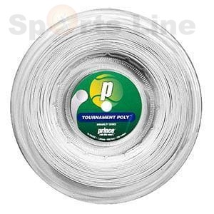 PRINCE TOURNAMENT POLY 16 G 200M TENNIS STRINGS