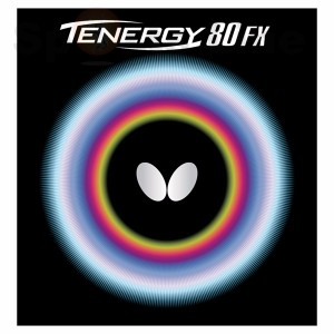Butterfly tenergy 80 FX TT rubber