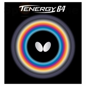 Butterfly tenergy 64 TT rubber