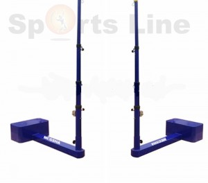 Megsha Multi-function Badminton Pole post