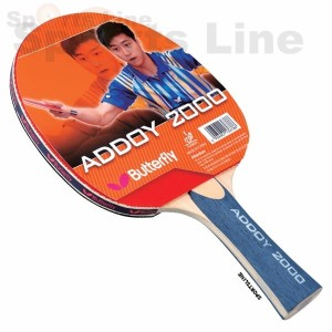 Butterfly addoy 2000 TT bat