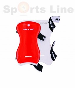 Nivia club junior shin guard (small)