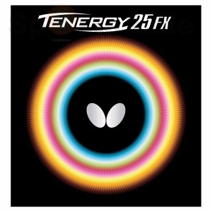Butterfly tenergy 25 FX TT rubber