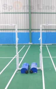 MEGSHA BADMINTON NET POST 160 KG