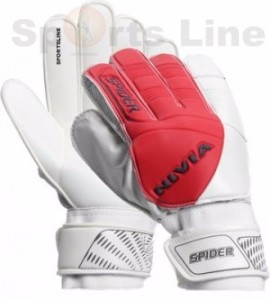 Nivia spider goal keeping gloves (large)