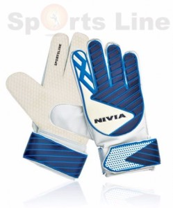 Nivia armour goal keeping gloves (large)