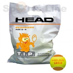 Head TIP - II Tennis Ball Bag (72 balls) Orange