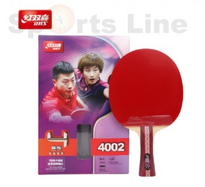DHS R 4002 Table Tennis Bat