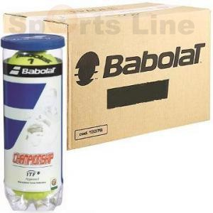 Babulat Championship X3 Tennis Ball (24 Cans)