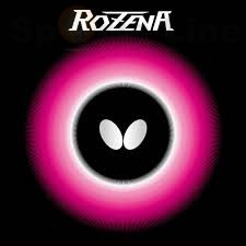 Butterfly Rezona TT Rubber