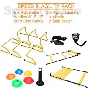 AGILITY TRAINING KIT SET