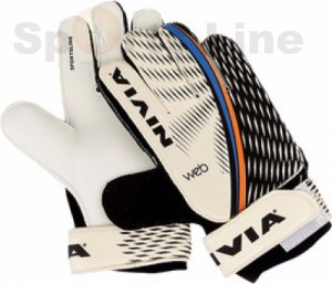 Nivia web goal keeping gloves (medium)