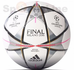 Adidas football UEFA champions league final milano (size-5)